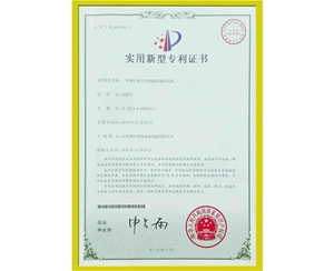 实用新型专利证书 (7)