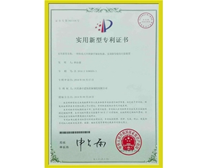 实用新型专利证书 (9)